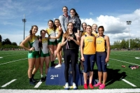 Gallery: Girls Track NWC Track Meet